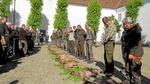 Udbytterekord på Børglum Kloster