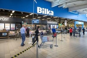 Samarbejde mellem Rebild Produktionsskole og Bilka Skalborg
