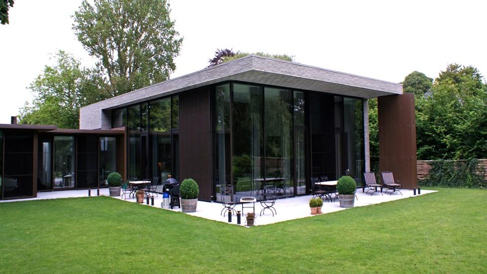 Det er villaen her, der ifølge Boliga.dk er den dyrest solgte i Aalborg til dato. Foto: Bibi Weismann, Aalborg Kommune