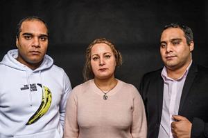 Iranere i Nordjylland er gået under jorden: Vi frygter for vores liv