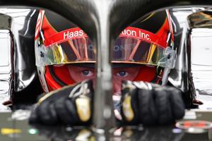 Magnussen finder fart i sidste russiske træning