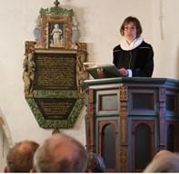Foredragsemne i sognehuset: Der er altid en vej