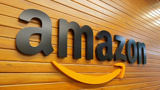 Amazon leverer bedre end ventet men venter sløv start på året