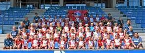 DBU fodboldskole i Thisted for 24. gang