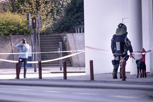 Politiet havde kun ét spor at gå efter i sag om bombetrussel: Her er sagen nu