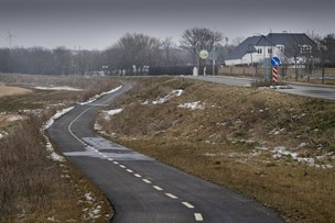 Sjusk med cykelsti i Thy: Kommune tilbageholdt penge til reparationer