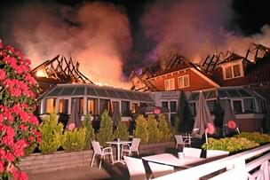 Ingen sigtet for Hedelund-brand