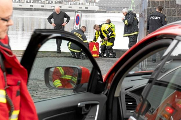 Grønlandsk erhvervsmand omkommet i havnen i Aalborg
