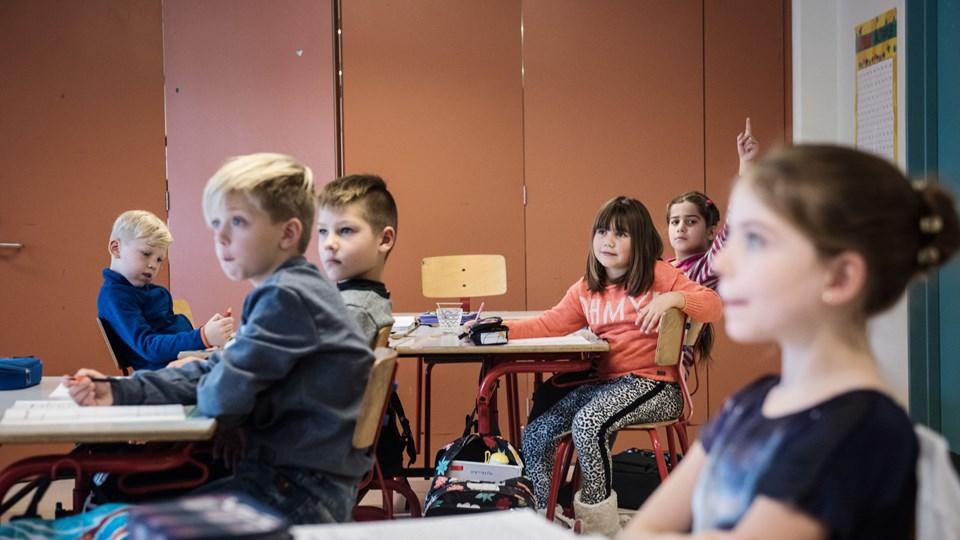Et år i fattigdom i barndommen kan sætte langsigtede spor, viser ny forskning. Foto: Scanpix/Ida Marie Odgaard/arkiv