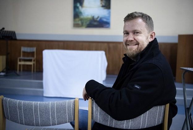 Efter 7 års udvikling: Thisted Bykirke får første egen præst