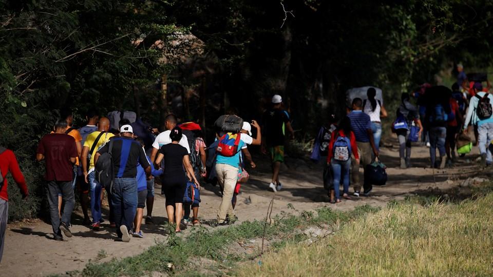 De seneste år er antallet af migranter fra Venezuela eksploderet i Colombia. Og det har øget risikoen for, at venezuelanske migranter bliver udnyttet som sexslaver af menneskehandlere, advarer menneskerettighedsorganisationer. (Arkivfoto)