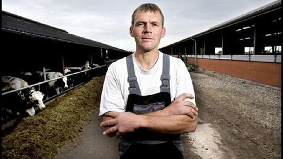 Anders Bodilsen mener det bliver umuligtfor landbruget at overholde de skærpede miljøkrav. foto: torben hansen