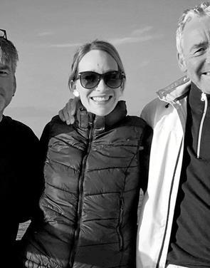 Lilholt trio besøger Vilsted Kirke