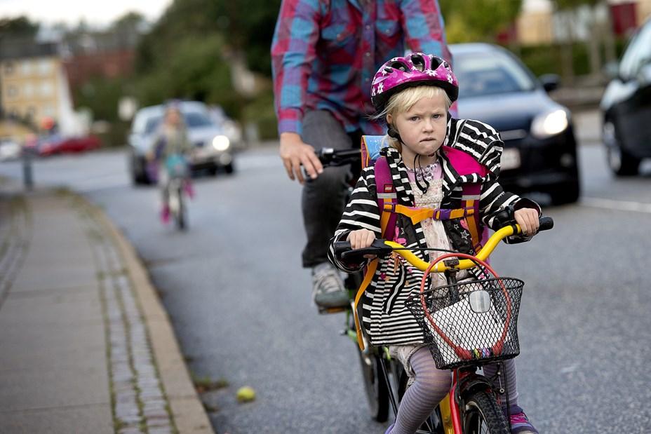 Ny kampagne skal få os op på cyklen
