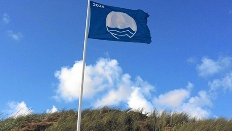 217 blå flag til danske strande