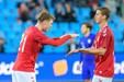 Abildgaard efter landsholdscomeback: Skal bare fortsætte