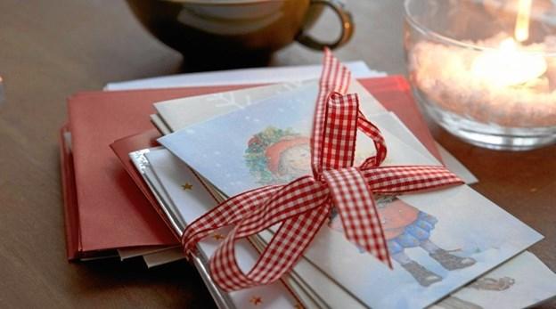 Mandag den 17. december er det sidste frist for at sende et almindeligt brev, der skal frem inden jul.