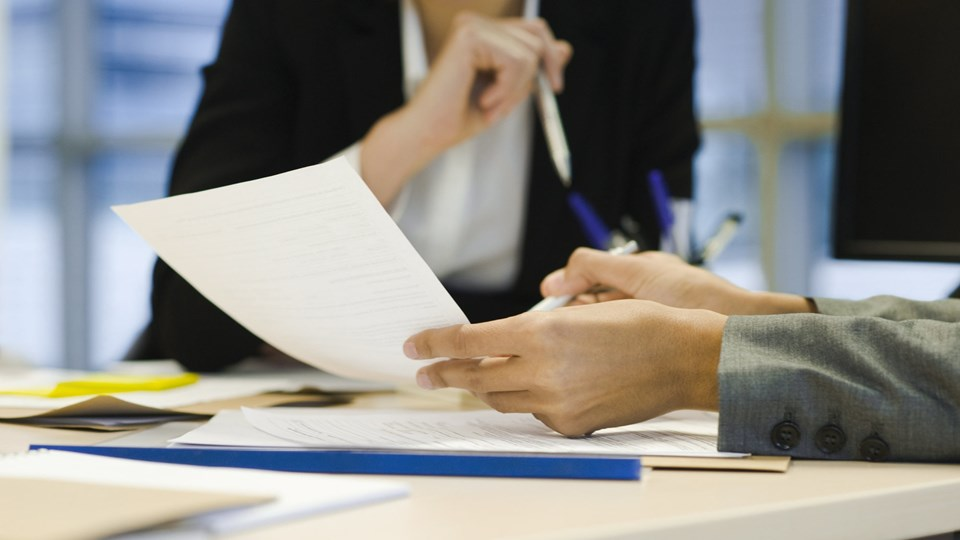 At dine kolleger får mere i løn end dig, er sjældent et argument, der vækker genklang til lønforhandlingen. Modelfoto: Colourbox