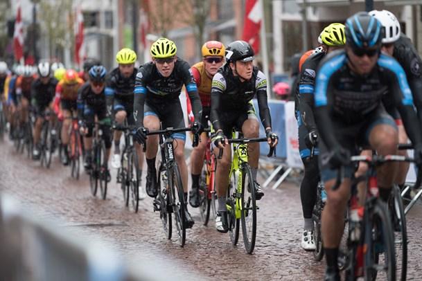 Cykelløb med flere ændringer