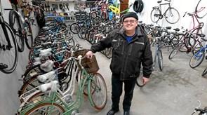Cykler på Karbymark
