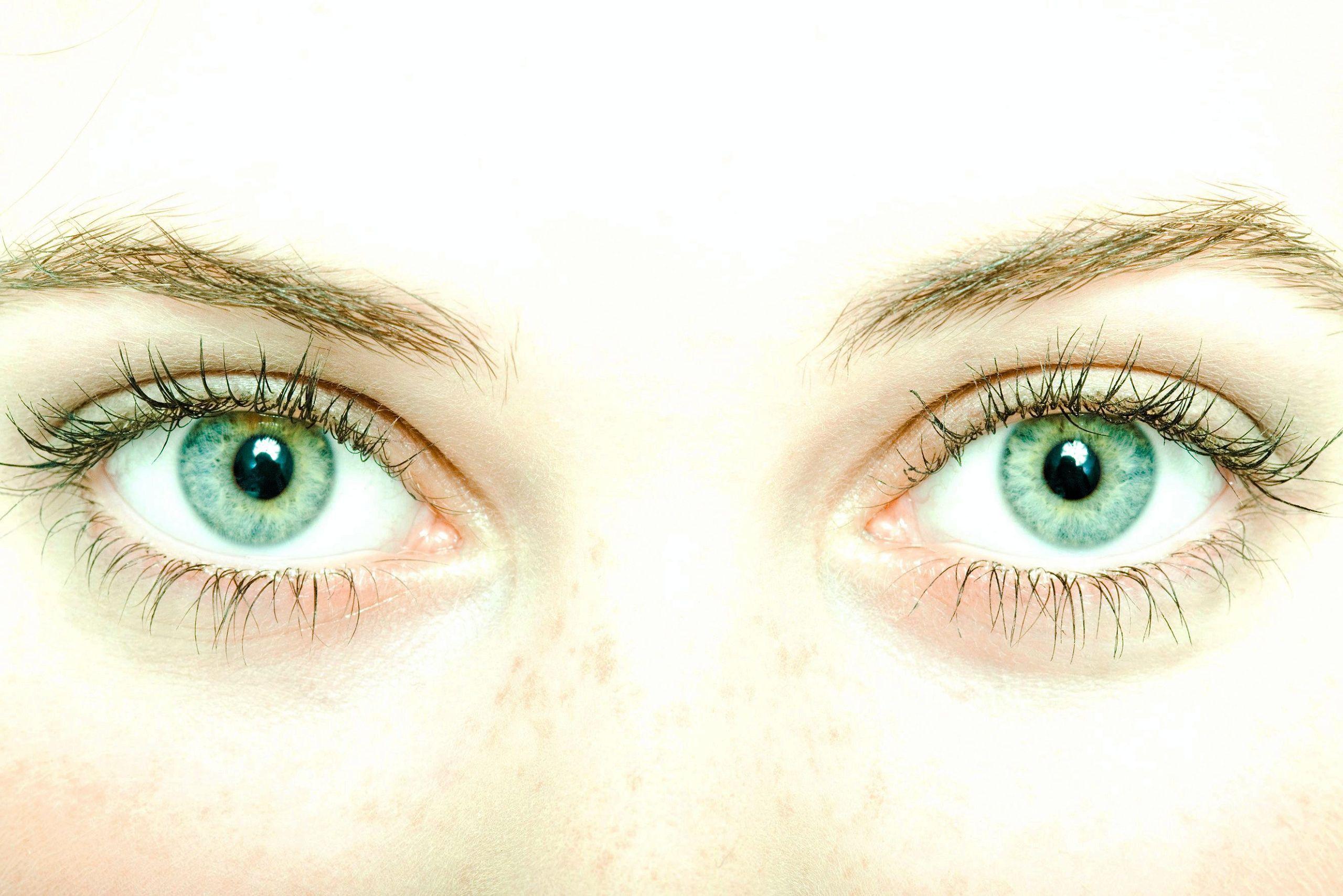 lysfølsomme øjne
