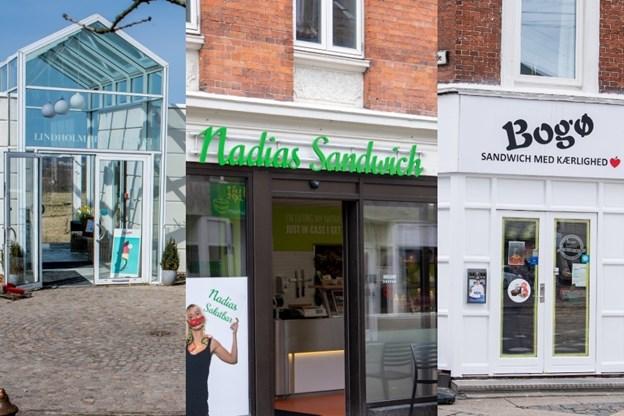 Ingen overenskomst - ingen sandwich: Kommune dropper store fastfoodkæder