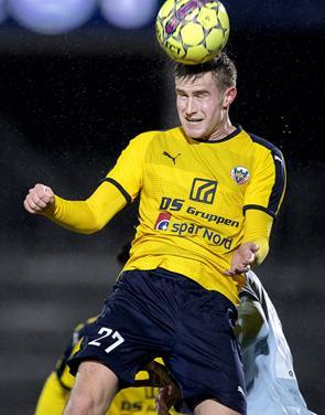 Mathias Haarup forlænger til 2022 med Hobro IK
