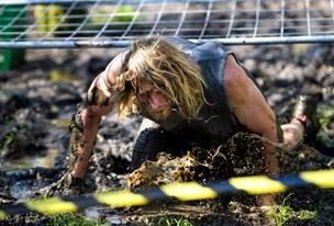 Se billederne fra det vilde Mud Race