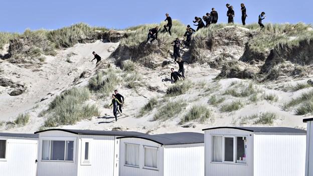 Løkken Strand: Nej til stor sandindvinding
