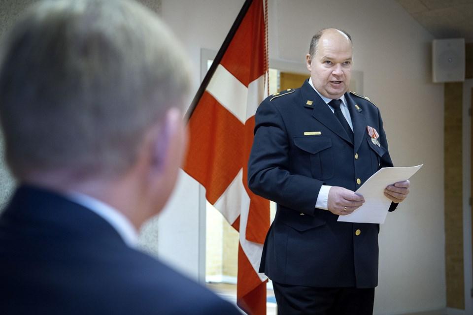 Emil Abkjær Kristensen og Lars Pauli