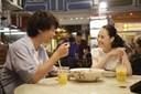 Maden er det mest interessante i sentimental, japansk film