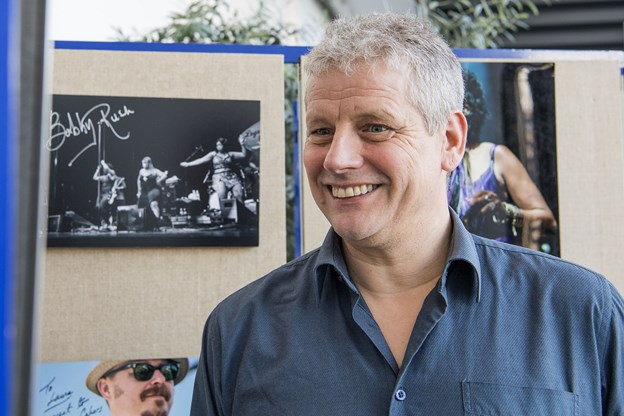 Peter Astrup og Blus Heaven Festival vinder fornem pris.Arkivfoto: Andreas Falck