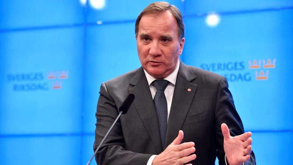 Den svenske S-leder og fungerende statsminister, Stefan Löfven, har fået endnu en chance for at danne regering.
