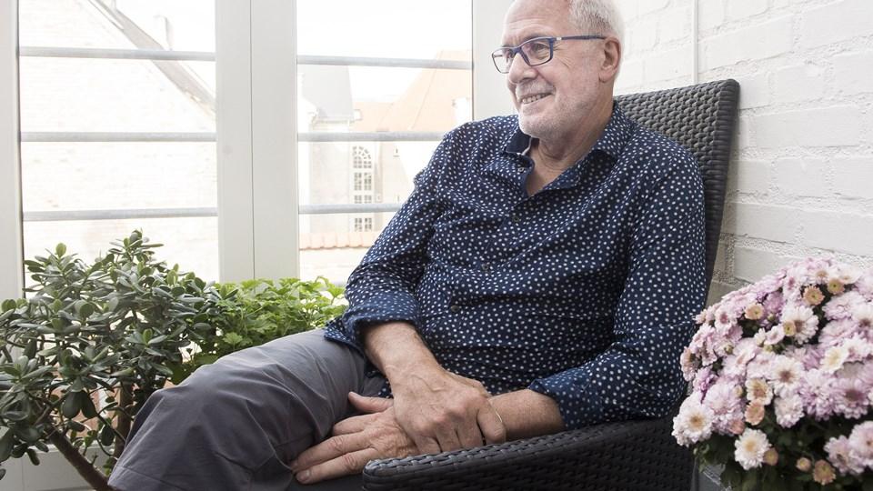 Jørgen Pyndt gæster seniorerne 4. januar