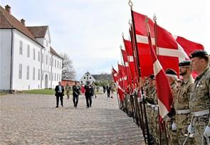 5. maj blev markeret med stort fremmøde på Børglum Kloster