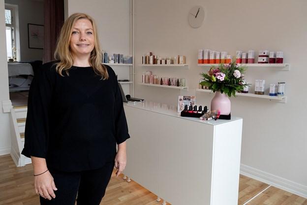 Rikke Søndergaard har allerede åbent i Beuty For You på adressen Østerbro 56, og fredag er der reception.