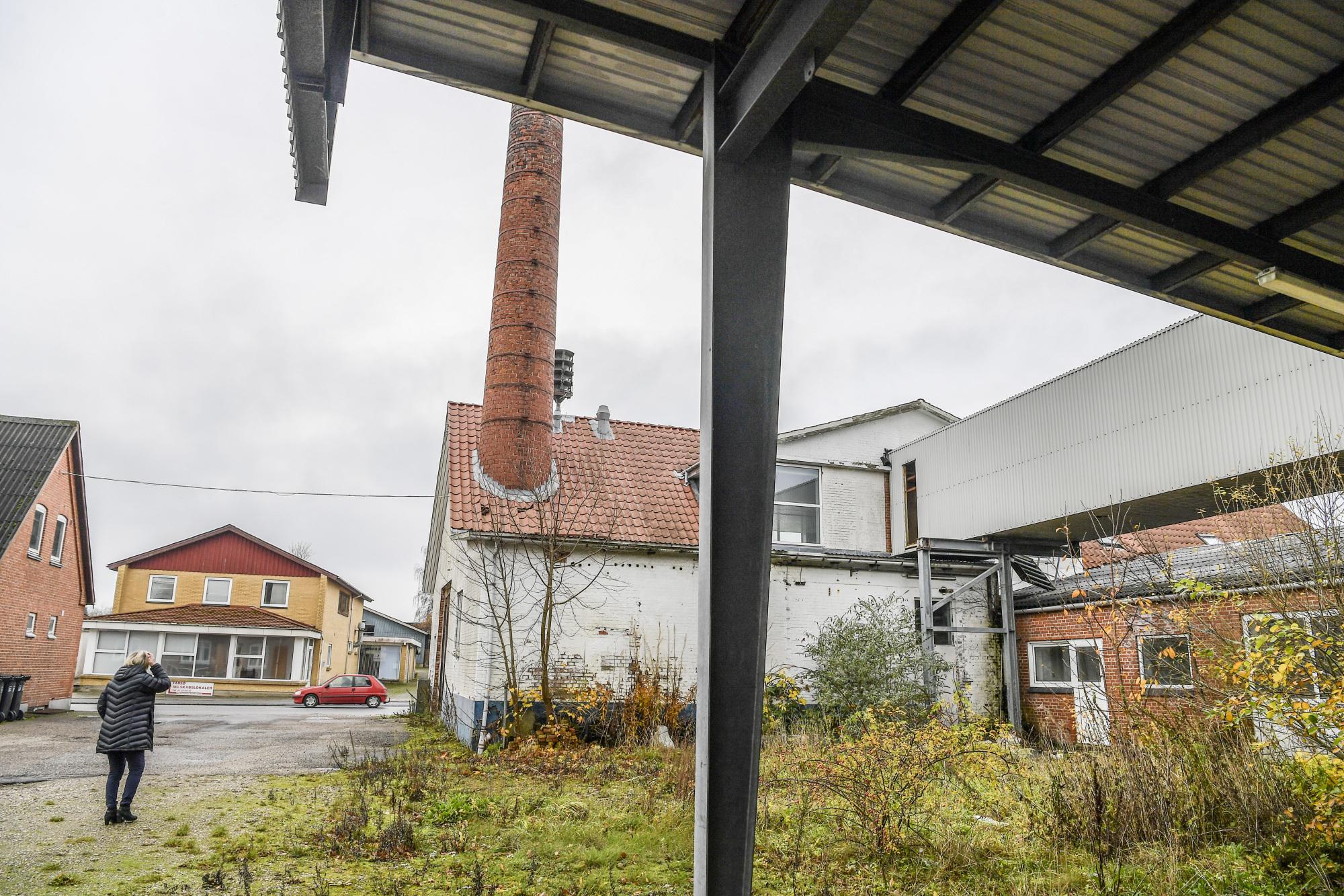 Mejeri i Farsø forsøges fjernet: – En skændsel for Farsøs hovedgade