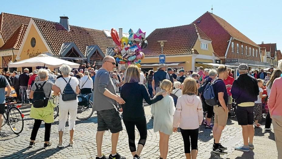Festival og handelslivet har brug for hinanden