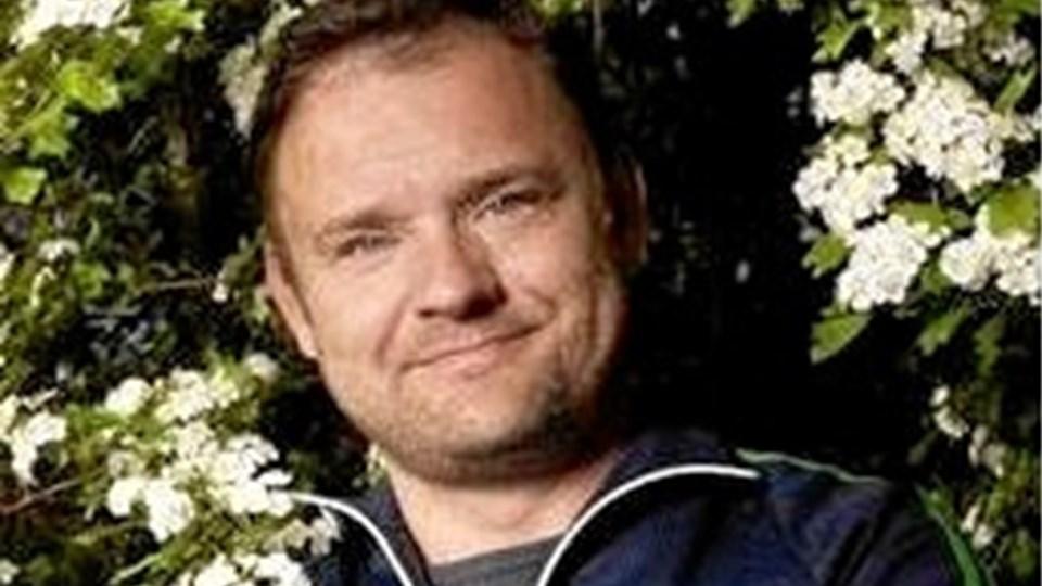 Skuespiller Troels Malling Thaarup - mød han i Retfærdigheden 30. november. Arkivfoto.