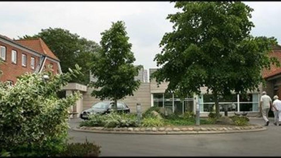 Brovst sygehus. Arkivfoto: Mette Nielsen