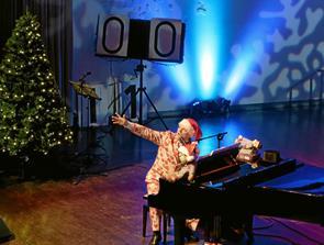 Sigurd og Rødderne synger julen ind