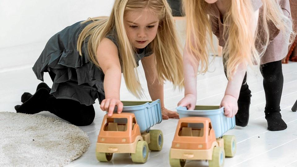 Dantoy fra Hobro udvikler og producerer plastiklegetøj, som bliver solgt til mere end 50 forskellige lande. PR foto