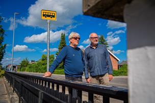 Ræs gennem børnerig nordjysk by: Politiker vil have max 40 km/t i hele byen