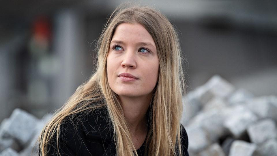 Silke Møller Nielsen har dannet et netværk for unge med senhjerneskadede forældre. Læs hendes egen historie her. Foto: Hans Ravn