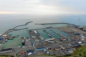Udvidelse af Hanstholm Havn går i gang i dag