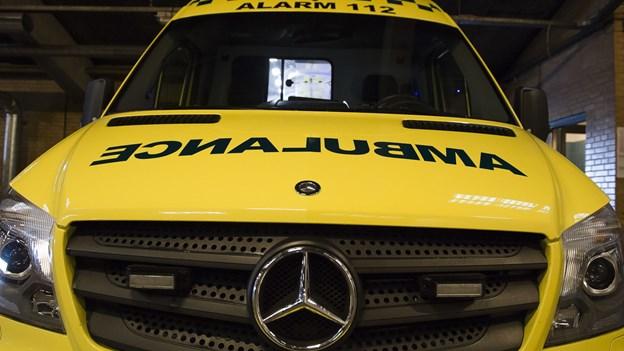 Nordmænd blev smidt ud af hotel på grund af fuldskab: Kvinde måtte hentes med ambulance