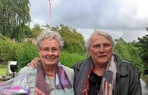 Sammenhold i 56 år: Ole fik delir og troede Gudrun havde forladt ham