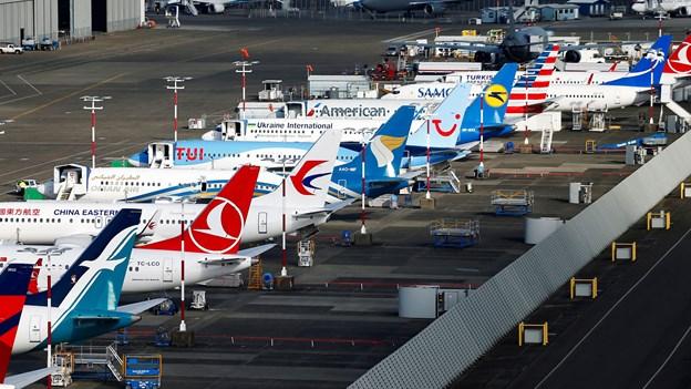 Hvert land kan selv beslutte at flyve med 737 Max-fly igen