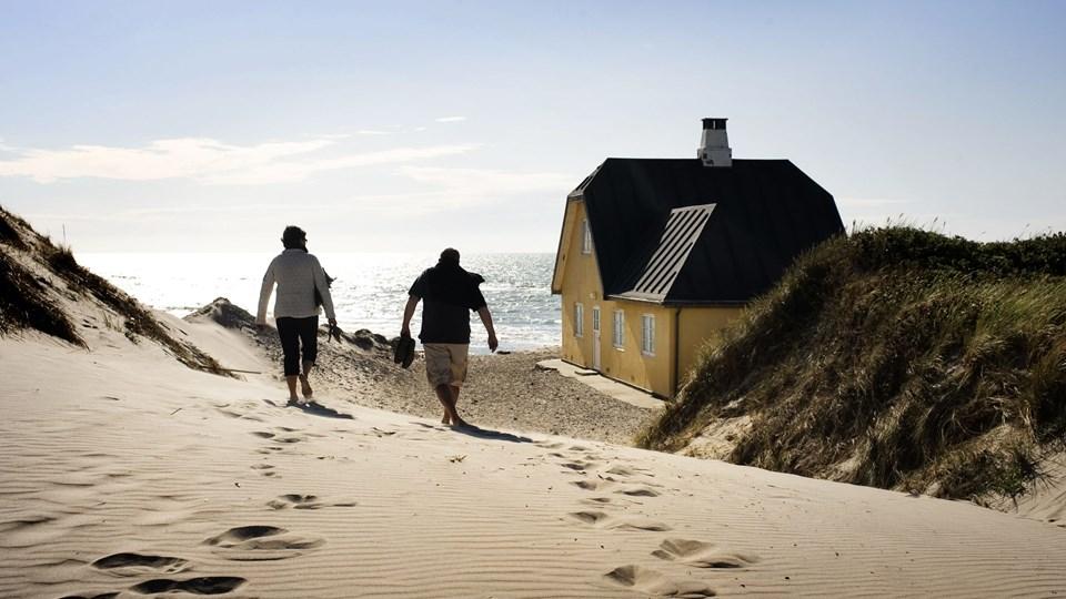 Sommerhus Foto: Scanpix/Kristian Brasen