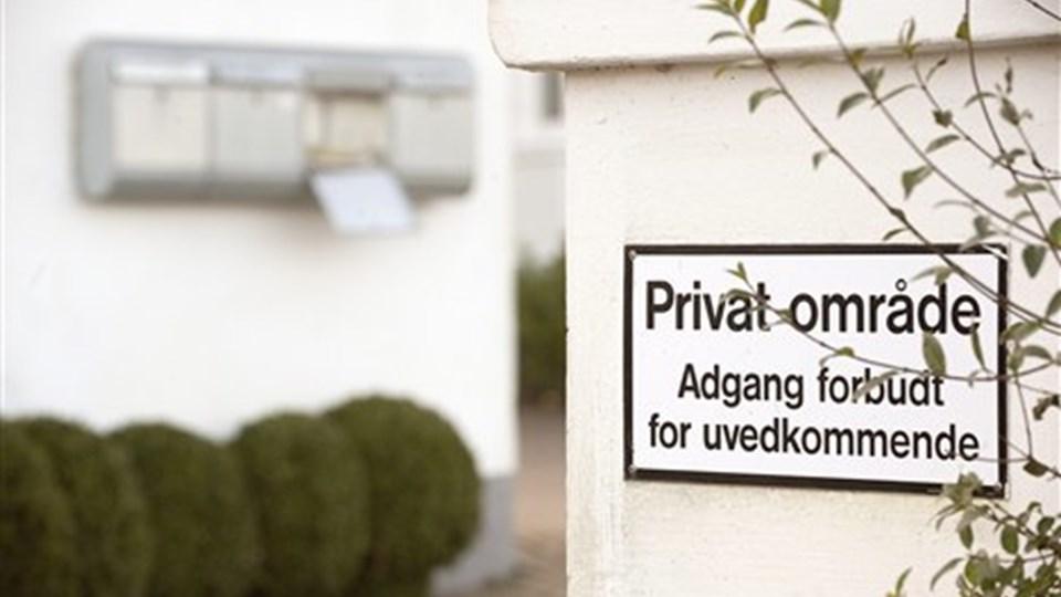 Næsten 2000 nordjyder får ikke længere post. Foto Lars Pauli